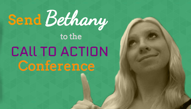 Bethany L Bauer Call To Action Conference