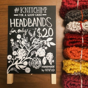 Headbands Made By Vivi For Charity