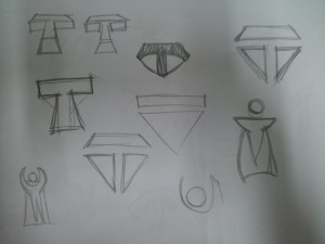 Drawing Our Logos