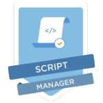 SCRIPT MANAGER