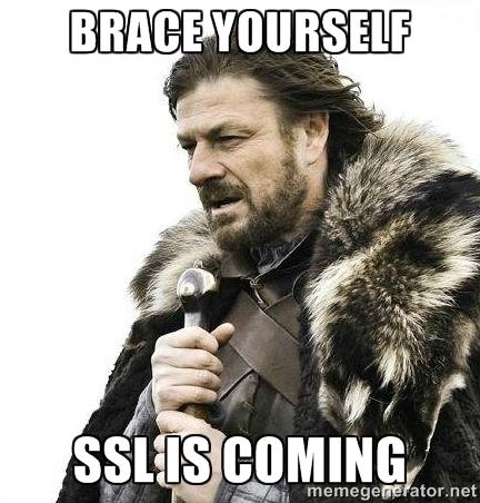 SSLisComing
