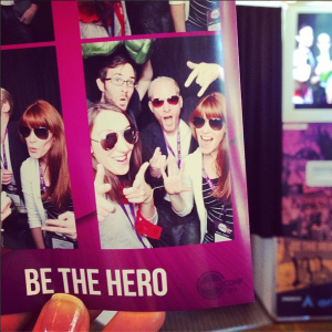 Unbounce at HeroConf
