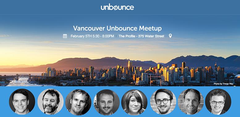 Vancouver Unbounce Meetup - Inside Unbounce Blog