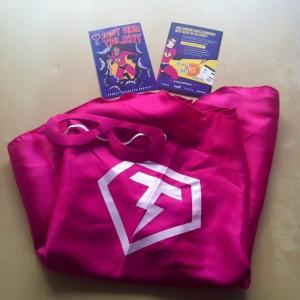 Superhero Agency Goodies