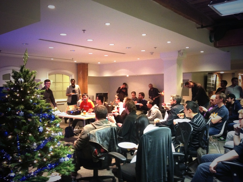 #VanRuby Meetup at Unbounce