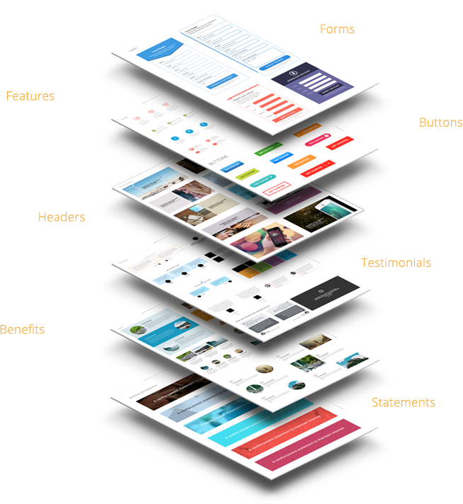 unbounce-component-based-system